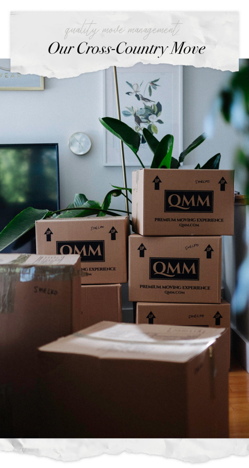 QMM Premium Moving Experience