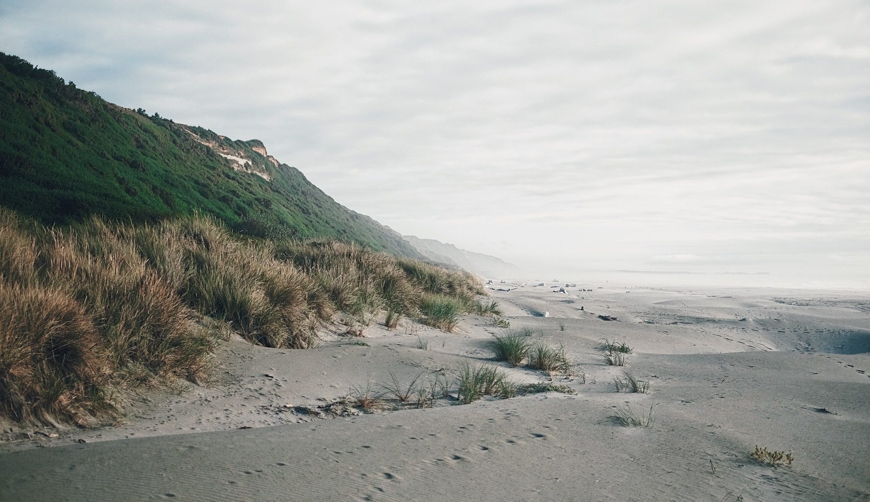 Overland camping the Pacific Northwest | Whiskey Run Beach, Oregon
